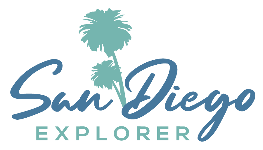 San Diego Blog Logo - San Diego Explorer