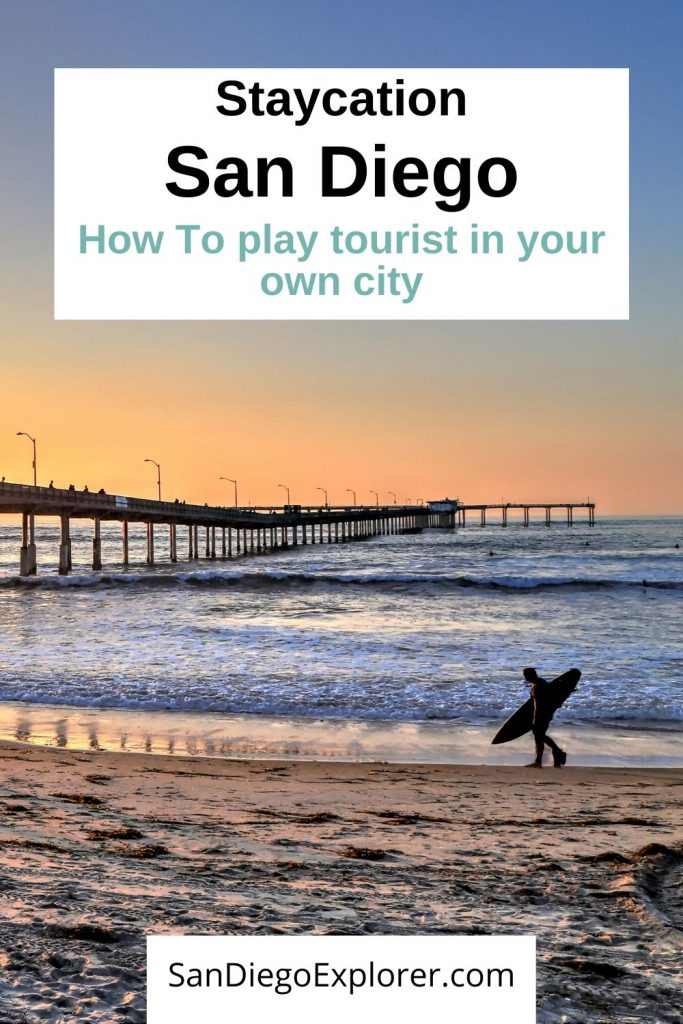 A Staycation in San Diego is a wonderful idea. Why venture far, if your own city is one of the top tourist destinations in the country? There are so many fun things to do in San Diego that local San Diegans never have the time for. Here are our tips to plan your perfect San Diego itinerary on your San Diego vacation. #sandiego #staycation #California #SoCal #travel #traveltips #sandiegoitinerary #sandiegotrip