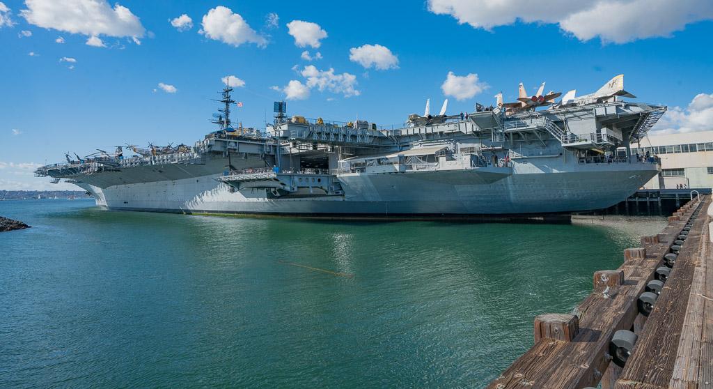 USS Midway San Diego Museum - SanDiegoExplorer