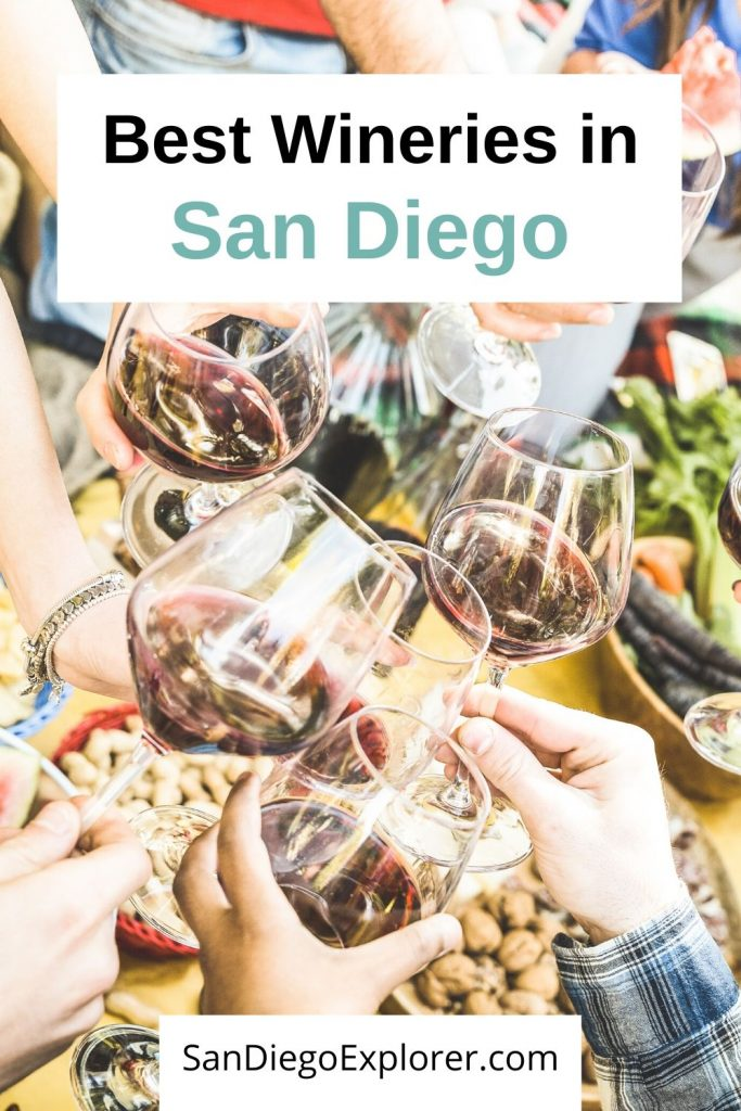 Best San Diego Wineries that you MUST Try. California wineries are producing some great wines and while not as famous as Napa Valley, there are some really great wineries in San Diego. Wine tasting in San Diego - San Diego Wine Tasting - Wineries in San Diego - Things To Do in San Diego California - San Diego Wine #Wine #winetasting #sandiego #sandiegowineries #sandiegowine #Temecula #wineries #SDWine #SanDiegoExplorer