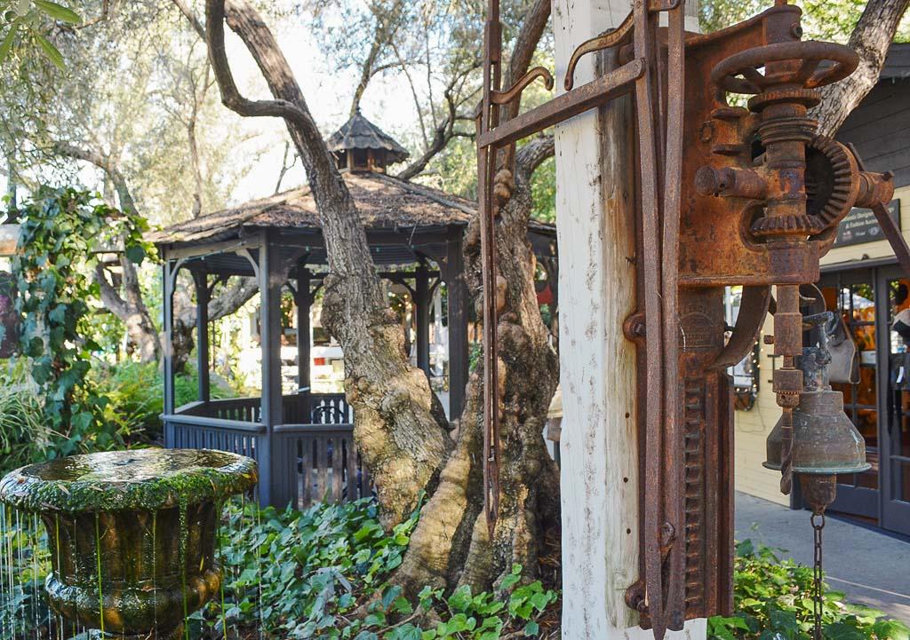 Gardens of Bernardo Winery Rancho Bernardo