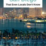 San Diego has so much to explore and discover, even locals don't know some of these fun facts about San Diego. Do you know them? San Diego Things to See - San Diego Things To Do - San Diego Attractions - San Diego History - San Diego Fun Facts #SanDiego #SoCal #California #VisitSanDiego #SanDiegan #SanDiegoitinerary #sandiegoplaces