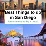 San Diego has a lot to offer. Here are the best things to do in San Diego - recommended by a San Diego local to plan your San Diego trip and create your San Diego itinerary. San Diego attractions - San Diego things to do - San Diego itinerary - San Diego places to see - San Diego beaches - Things to do San Diego - Free things to do san Diego #SanDiego #SanDiegoExplorer #SanDiegoCA #California #SoCal #Cali #traveltips #USAtrip #usaitinerary #californiatravel #sandiegan #beach #sandiegozoo