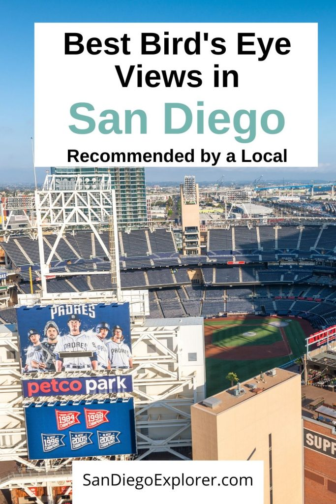 In this list, you will find some of the best views in San Diego from a Bird's eye perspective - great photo opps and romantic date ideas! San Diego Viewpoints - Best Views in San Diego - Instagrammeable San Diego - San Diego Instagram - Picturesque places San Diego - San Diego Scenic Viewpoints - Things to do in San Diego - San Diego Photos - San Diego pictures - San Diego skyline - San Diego photography - San Diego Rooftop bars - Pictures of San Diego #SanDiego #SanDiegoExplorer #SoCal #California