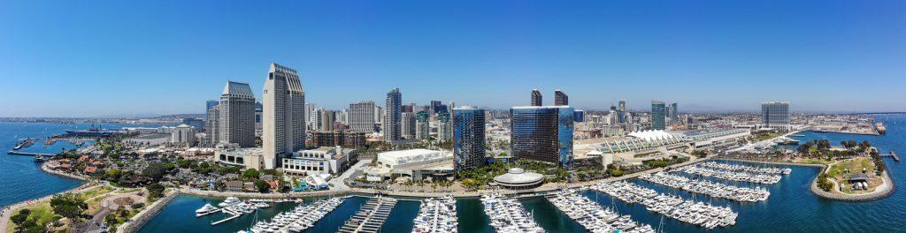 San Diego skyline - Best Views in San Diego