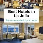 Looking to visit La Jolla, California? Here's the best La Jolla beach hotels that you should look at including luxury hotels and more budget friendly options, recommended by a San Diego local! La Jolla California - La Jolla Beaches - La Jolla Hotels - La Jolla Luxury Hotels - Luxury Travel Destinations - Southern Calfornia Luxury Travel - San Diego Beach Hotels - La Jolla Cove Hotels - San Diego Vacation - San Diego Hotels