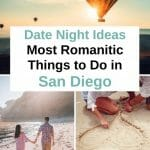 Planning a romantic Date in San Diego for your special someone and need some ideas? Here are 35 of the most romantic things to do in San Diego that will make your partner's heart swell. From budget friendly to extraordinary, from adventurous to spectacular, these San Diego Date Ideas are something for every couple. San Diego Romantic Things to do - San Diego Dating - San Diego Date Night - Date Ideas San Diego - Most romantic things to do in San Diego - Where to Propose in San Diego - Fun things to do in San Diego - San Diego for Couples - San Diego California