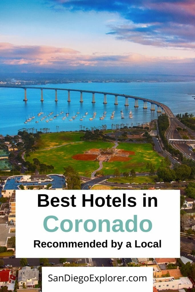 Are you planning a trip to Coronado, California? Here are the best Coronado Island Hotels - recommended by a local. Check them out here... Coronado hotels - Coronado California - Coronado Island - Where to Stay in Coronado - Coronado Resorts - Luxury hotels - Hotel Del Coronado - Coronado Island Hotels - San Diego Hotels - San Diego Travel Tips - San Diego Resorts - San Diego Itinerary - Luxury Travel