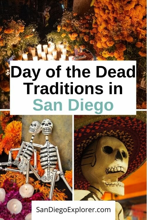 Dia de Los Muertes is an important Holiday. Find out more about the most important Day of the Dead Traditions here as well as how it is celebrated in San Diego. Dia de Los Muertes Tradtions - Day of the Dead Traditions - Day of the Dead in San Diego - Dia de Los Muertes Old Town San Diego - Things to do in San Diego in November
