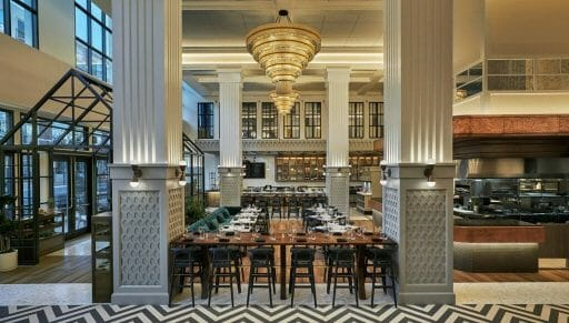 Hotel Restaurant Provisional at the Pendry Hotel