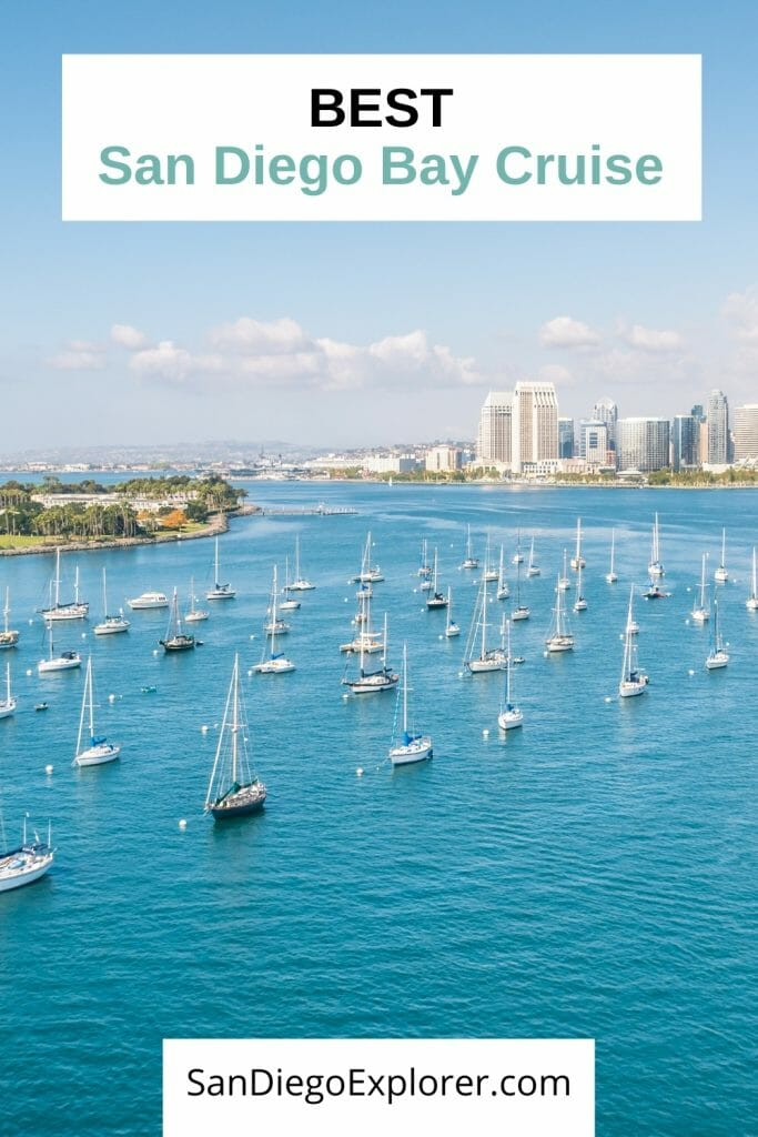 Top Tips from a San Diego Local on her favorite Flagship Cruise San Diego has to offer, including where to find tickets and what to pack. It is one of the best things to do in San Diego and a great idea to add to your San Diego itinerary. San Diego Things To Do - San Diego attractions - San Diego Bay Cruise - Sunset Cruise San Diego - Whale Watching San Diego - San Diego Harbor - San Diego Harbor Cruise - San Diego Sights - San Diego Bay - San Diego Cruise - Flagship Cruises - Sunset Cruises