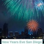 New Years Eve San Diego - The best events, spots to watch the fireworks and other fun ideas for NYE San Diego. San Diego New Years Eve - NYE San Diego - New Years Eve San Diego - New Years Eve Fireworks San Diego - Things to do on New Years Eve in San Diego - San Diego in December - San Diego Winter - Things to do in San Diego - San Diego NYE - What to do in San Diego for New Years Eve - New Years Eve San Diego Ideas