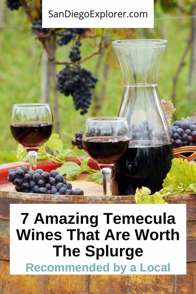 Here are 7 of those exciting Temecula wines and the wineries, tasting rooms, and charming gift shops in Temecula where you'll find them. Temecula winery - Temecula wine tasting - Temecula wineries - wine tasting in Temecula - wine region southern California - California wines - California Wineries - California wine country - Temecula valley