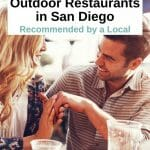 Are you looking for outdoor restaurants in San Diego with great food and stunning ambiance that will wow your date or loved one? Take a look at these San Diego restaurants with stunning patios and outdoor dining options. San Diego restaurants - where to eat in san diego - san diego date ideas - romantic restaurants in san diego - outdoor dining san diego - san diego outdoor dining - san diego romantic restaurants - san diego outdoor dates -