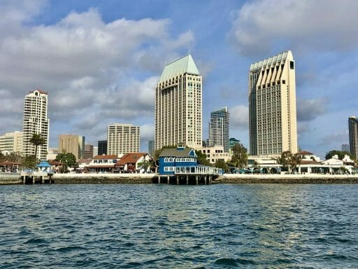 Historic Bay Cruise-Seaport Village