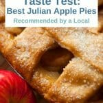 Julian California - Apple Pie in Julian - Day trip to Julian - 1 day in Julian, California - Things to do in Julian - Day trips from San Diego - San Diego Day Trips - Los Angeles Day Trips - Day Trips from Los Angeles - Western town California - Julian Bakeries