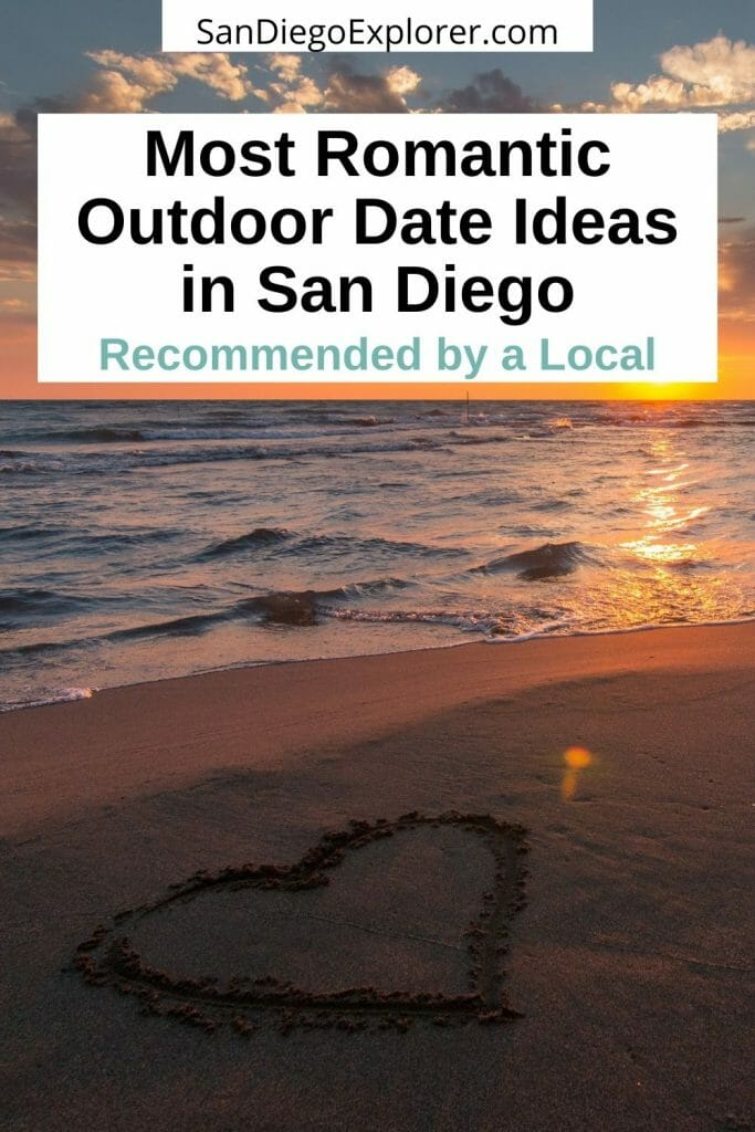 Romantic date ideas San Diego - San Diego Date Ideas - Valentine's Day San Diego - San Diego Valentine's Day - Date Ideas San Diego - Romantic things to do in San Diego - San Diego for couples - Date night in San Diego