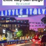 Welcome to Little Italy San Diego! This is the ultimate guide to the best restaurants, things to do and events in Little Italy by a local! San Diego Itinerary - San Diego neighborhoods - San Diego Little Italy - San Diego Things To Do - San Diego restaurants - San Diego places to see - San Diego vacation - san diego travel - San Diego travel tips - Things to do in San Diego - San Diego Little Italy - San Diego Downtown