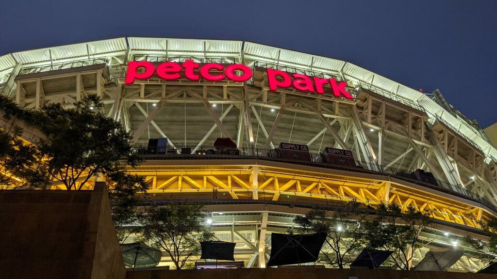 Petco Park Stadium San Diego At Night - Where to buy Padres Tickets and Best Seats