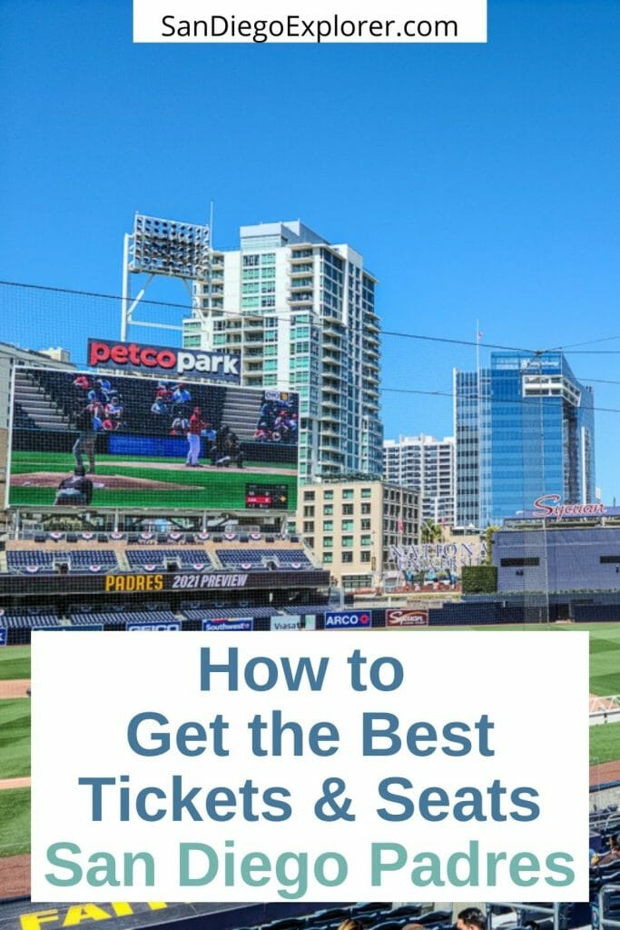 What are the best ways to get San Diego Padres tickets and what are the best seats at Petco Park this season? This season ticket holder shares his top tips! San Diego Padres - Petco Park San Diego - San Diego Padres Tickets - Best Seats in Petco Park - Where to buy Padres Tickets - Cheap Padres Tickets for Sale - Last minute padres tickets - Petco Park San Diego Padres - Baseball San Diego Tickets - Ball Game San Diego Tickets - Buy Tickets for Padres Game - San Diego Padres Season Tickets